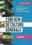 2 - 2500 QCM de culture générale